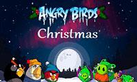 Симулятор Сердитые Птицы Рождество