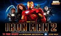 Слот-машина Железный Человек 2